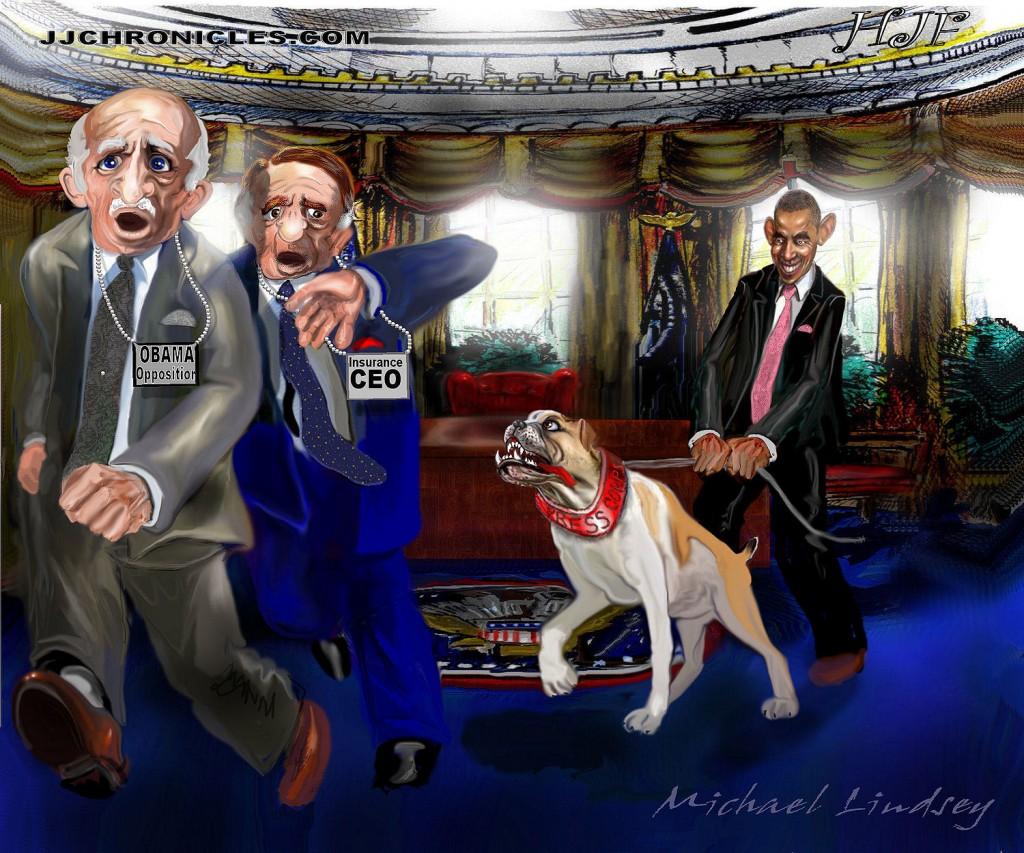 Obama's Pet (The Press Corp - ATTACK)